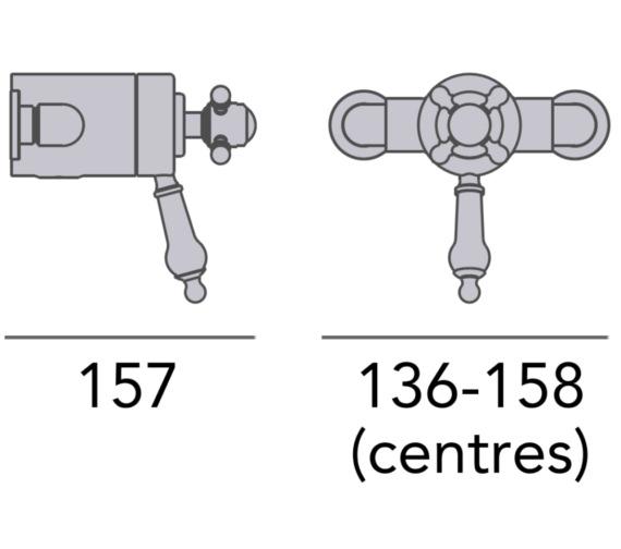 Technical drawing QS-V84147 / SDCB06