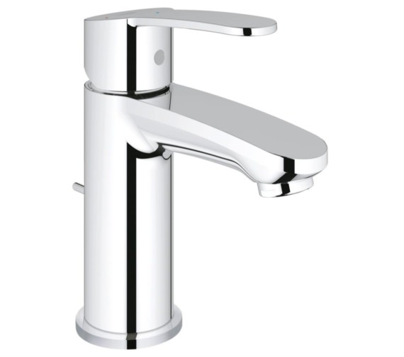 Grohe Eurostyle Cosmopolitan Half Inch Basin Mixer Tap With Pop Up Waste