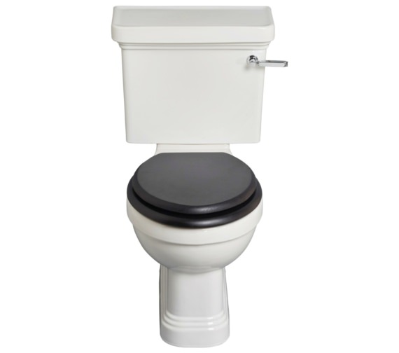 Heritage Wynwood Standard Height 730mm Close Coupled WC Pan And Cistern