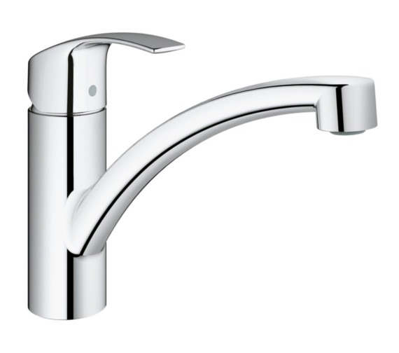 Grohe Eurosmart Low Spout Kitchen Sink Mixer Tap - 33281002