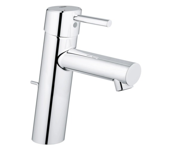 Grohe Concetto Half Inch Basin Mixer Tap With Pop Up Waste