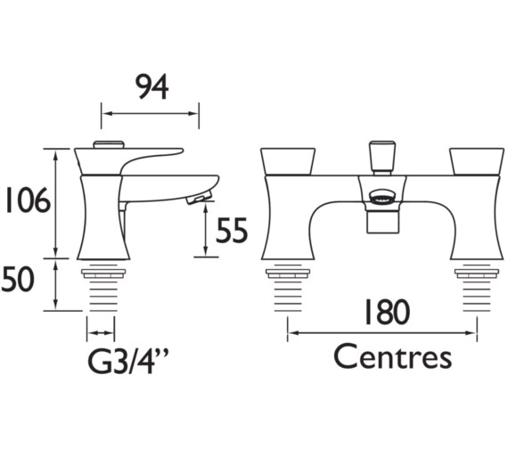Technical drawing QS-V82362 / TLYCG07