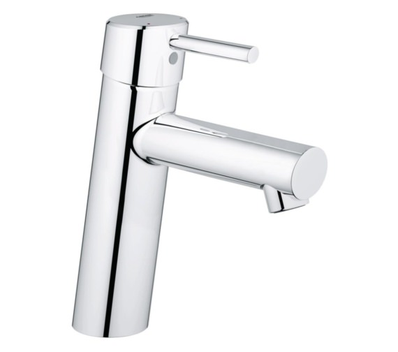 Grohe Concetto Half Inch Basin Mixer Tap Without Waste