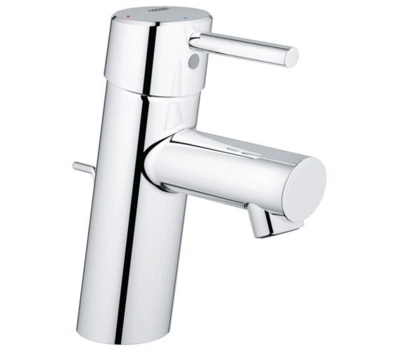 Alternate image of Grohe Concetto S Size Basin Mixer Tap Chrome