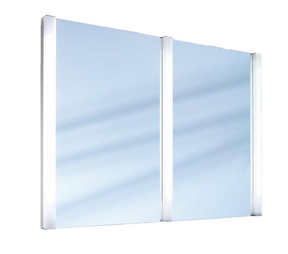Schneider Classicline Double Illuminated Mirror 1350mm