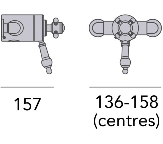 Technical drawing QS-V82404 / SHDAB02