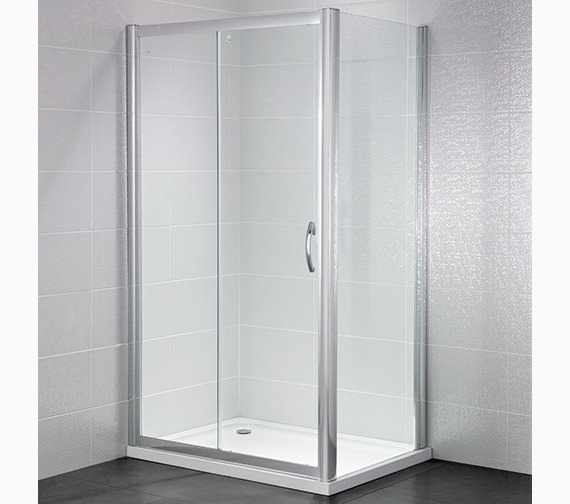 Additional image of April Identiti2 1100mm Sliding Shower Door