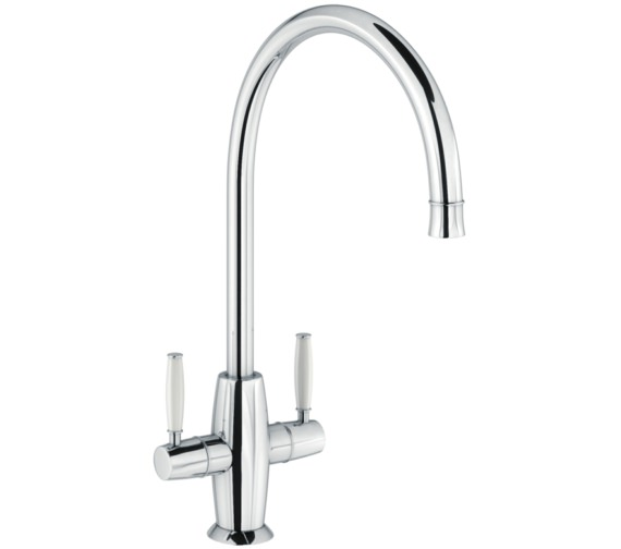 Abode Harrington Chrome Monobloc Kitchen Mixer Tap