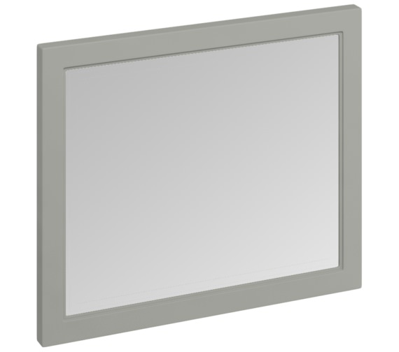 Burlington 900mm Dark Olive Framed Mirror