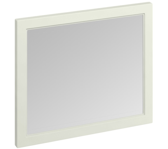 Burlington 900mm Sand Framed Mirror