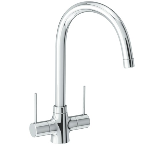 Abode Nexa Chrome Monobloc Kitchen Mixer Tap