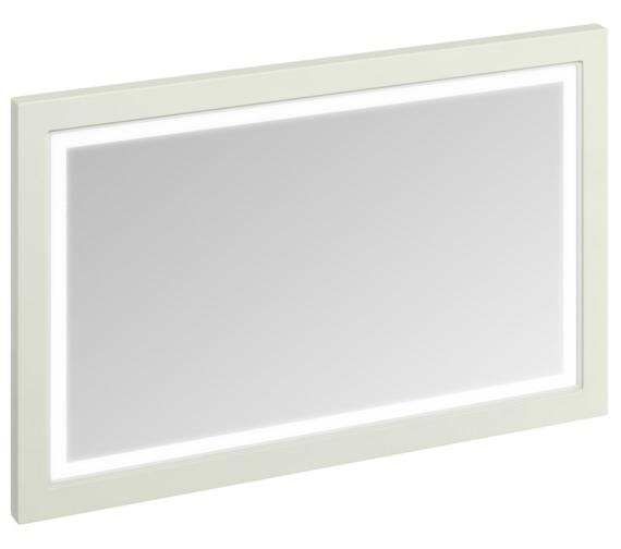 Burlington 1200mm Sand Framed Mirror With LED Illumination