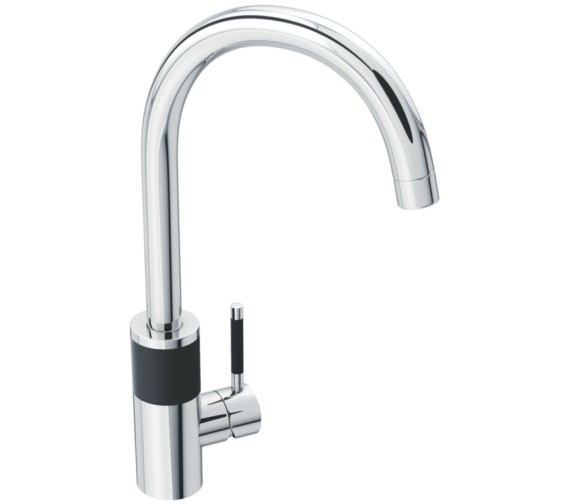 Abode Triana Chrome Aquifier Water Filter Kitchen Mixer Tap
