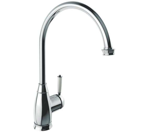 Abode Astbury Chrome Single Lever Kitchen Mixer Tap