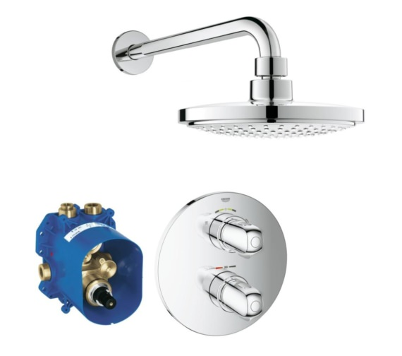 Grohe Grohtherm 1000 Perfect Shower Set