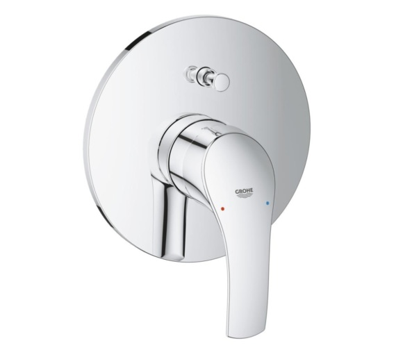 Grohe Eurosmart Single Lever Bath Shower Mixer Trim