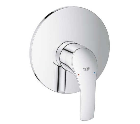 Grohe Eurosmart Single Lever Shower Mixer Trim Without Diverter