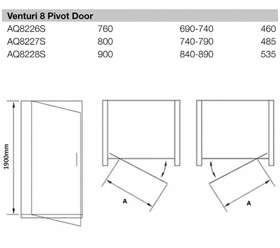Technical drawing QS-V84178 / AQ8226S