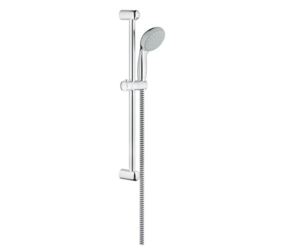 Grohe New Tempesta 100 Shower Rail Set - With 1 Or 2 Function Handset