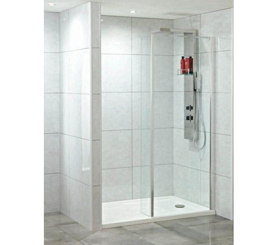 Phoenix Techno Recess Shower Enclosure 1700mm Pack 1 - SE034