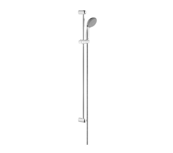 Grohe New Tempesta 100 Modern Shower Rail Set