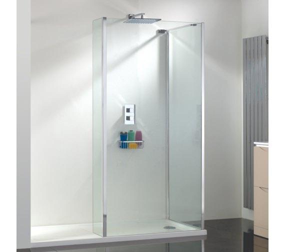 Phoenix Vision Corner Shower Enclosure 1700mm Pack 1 - SEV001