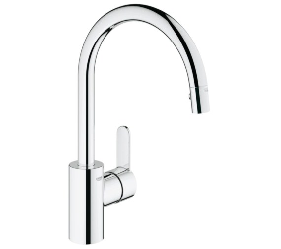 Grohe Eurostyle Cosmopolitan Single Lever Kitchen Sink Mixer Tap