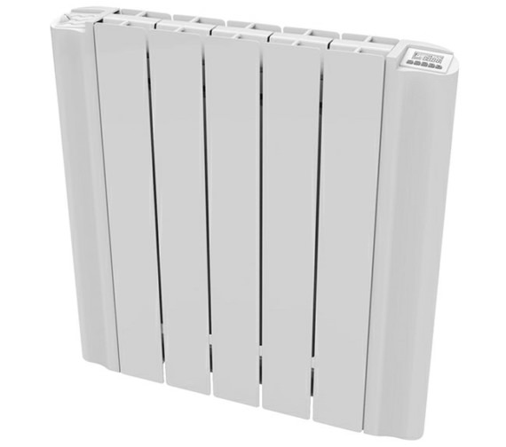 MHS Decoral Electric Aluminium Designer Radiator 1120 x 578mm