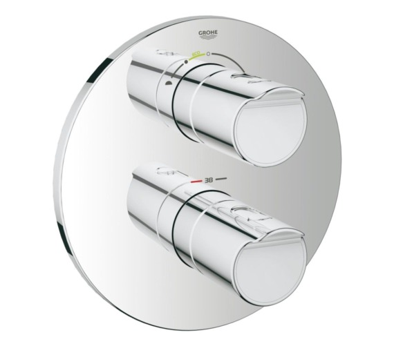 Grohe Grohtherm 2000 Thermostat Valve Trim 2-Way Diverter