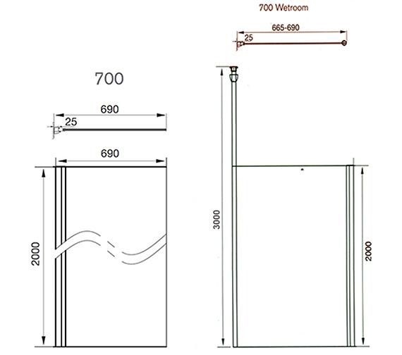 Technical drawing QS-V29790 / AQ2001