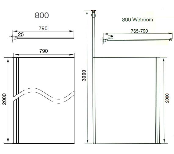 Technical drawing QS-V41219 / AQ2003