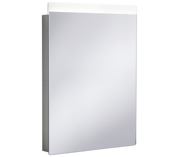Bauhaus Revive 3.0 LED Illuminated Mirror 600 x 800mm