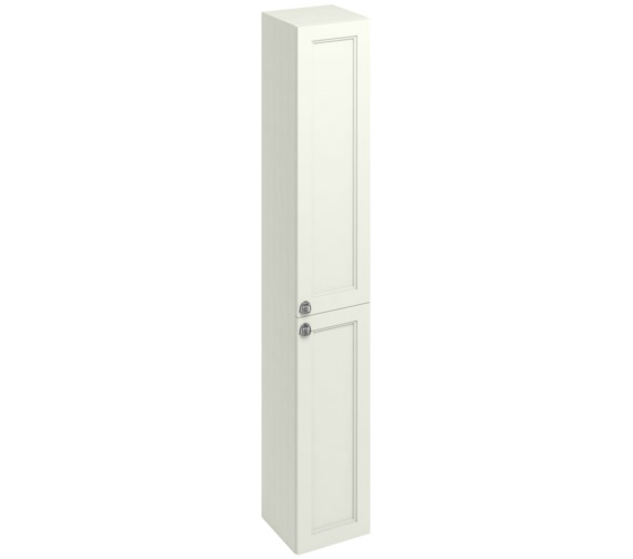 Burlington 300mm Sand Double Door Tall Base Unit