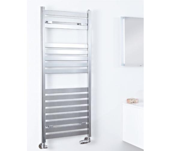 Phoenix Ascot Designer Towel Rail 500mm x 1000mm - RA024