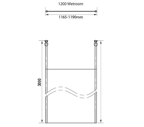 Technical drawing QS-V41215 / AQ2012