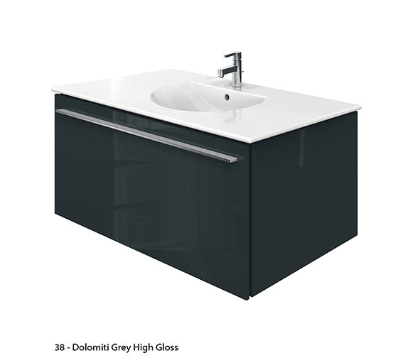 Duravit X-Large 1000mm Vanity Unit With 1030mm Darling New Basin