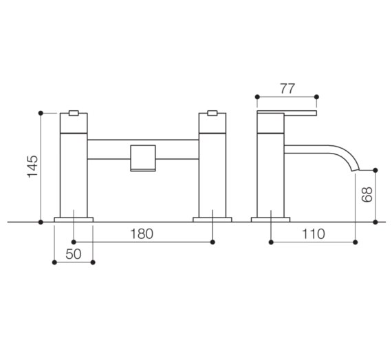 Technical drawing QS-V31002 / IFL005
