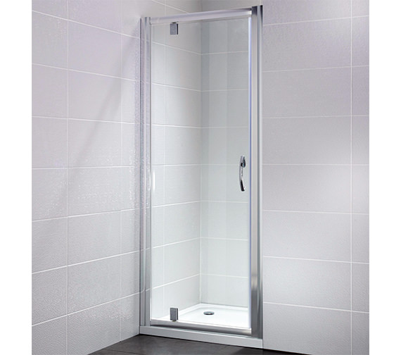 April Identiti2 700mm Pivot Shower Door