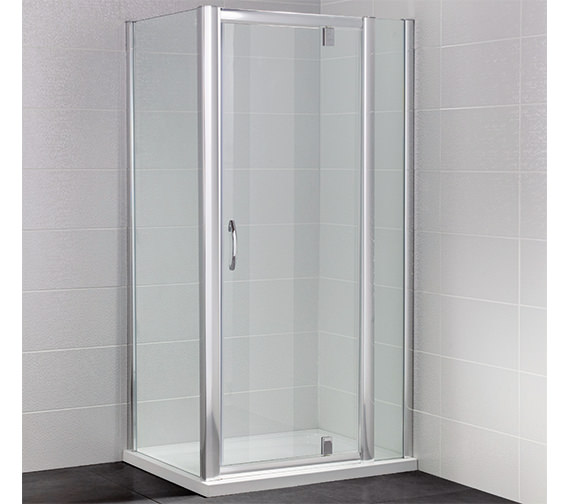 Additional image of April Identiti2 800mm Pivot Shower Door
