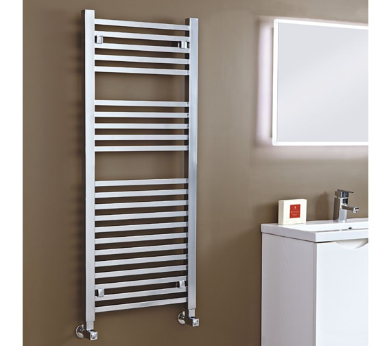 Phoenix Sophia Designer Towel Rail 500mm x 800mm - RA056