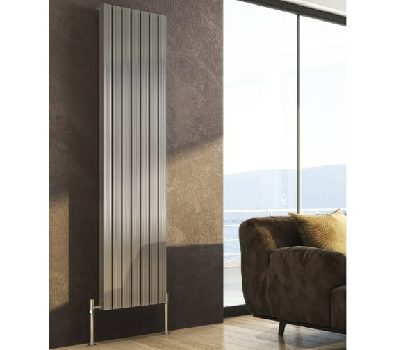 DQ Heating Capella Vertical Designer Radiator 530 x 1800mm