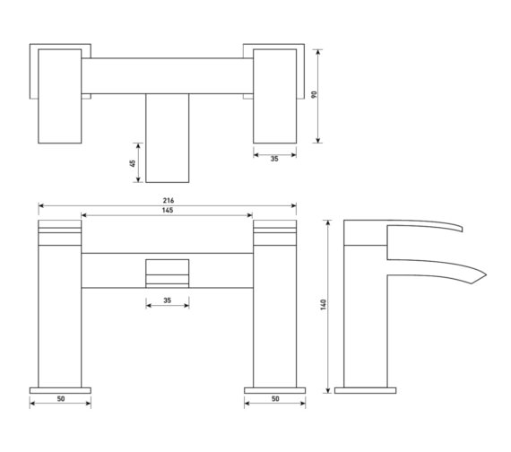 Technical drawing QS-V81444 / VK013
