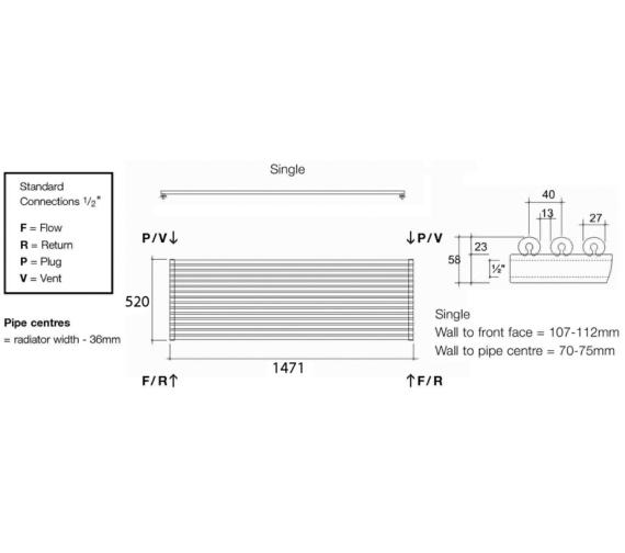 Technical drawing QS-V17998 / VUL1 147/13 H