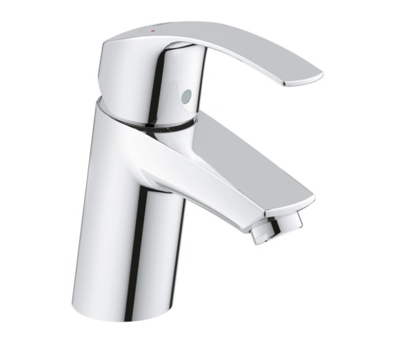 Grohe Eurosmart Half Inch Basin Mixer Tap - By Grohe