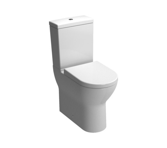 Vitra S50 Close Coupled Comfort Height BTW Toilet With Cistern