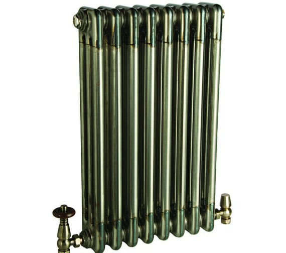DQ Heating Adara 4 Column 592mm High Radiator