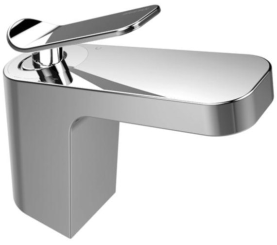 Bristan Alp Basin Mixer Tap Chrome