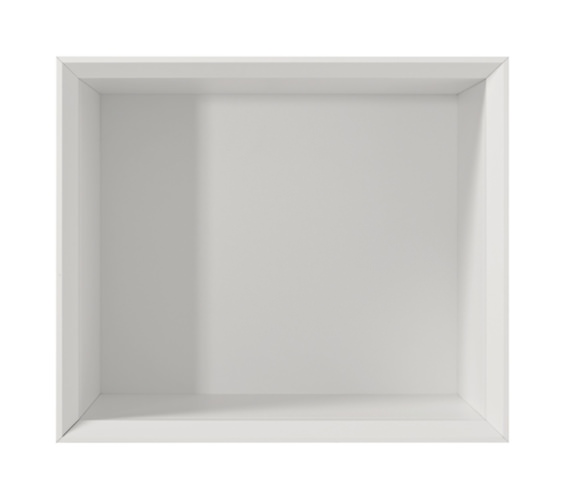 Vitra Ecora 350mm White High Gloss Central Small Box