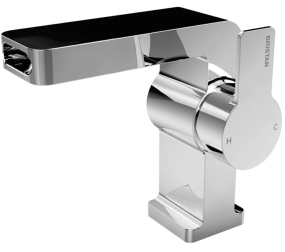 Bristan Exodus Single Hole Bath Filler Tap