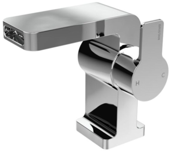 Bristan Exodus Deck Mounted Basin Mixer Tap